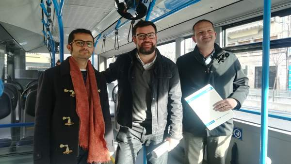Joan Ferrer, Antoni Noguera Y Mateu Marcús
