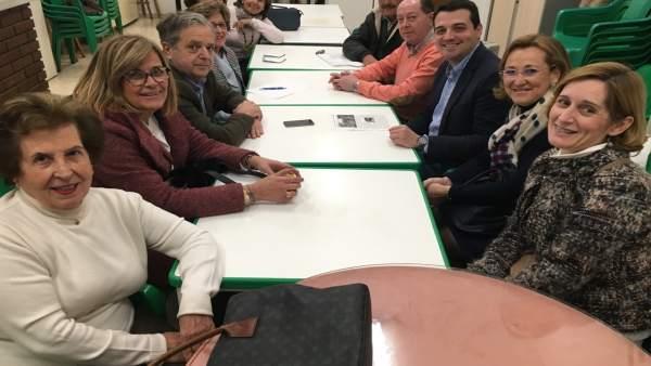 El PP de Córdoba inicia encuentros con colectivos sobre la Ronda Norte