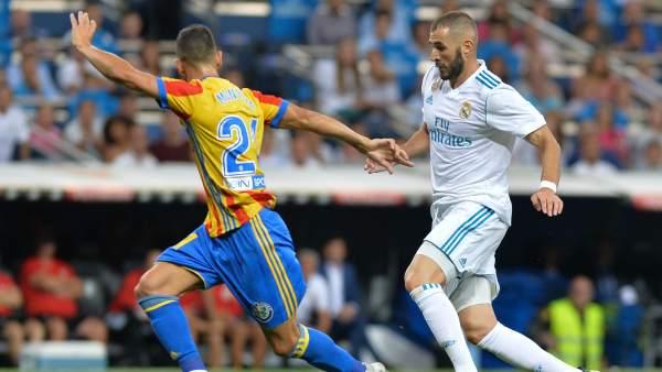 Valencia y Real Madrid