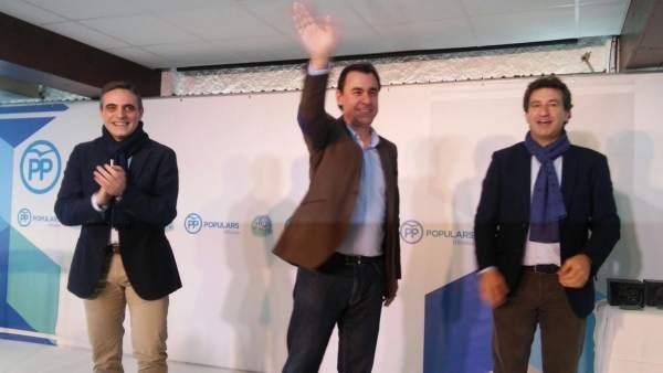 Fernando Martínez-Maíllo en Ibiza