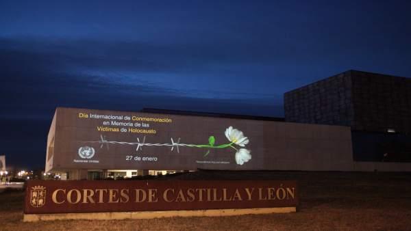 Valladolid.- Fachada de las Cortes