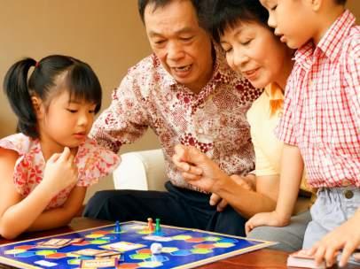 Familia china