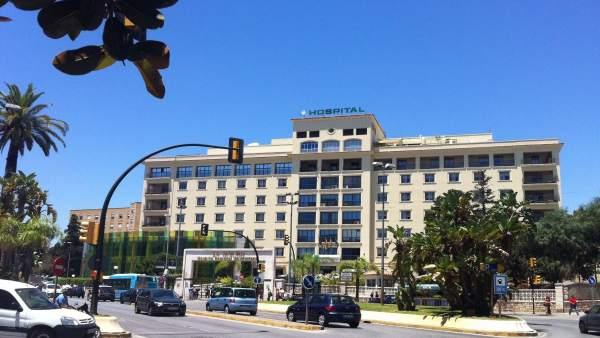 Hospital regional Carlos Haya