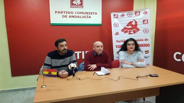 Asamblea local de IU en Torredonjimeno (Jaén)