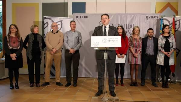 Violència masclista i sanitat, reptes del Consell per a la primera meitat de 2018