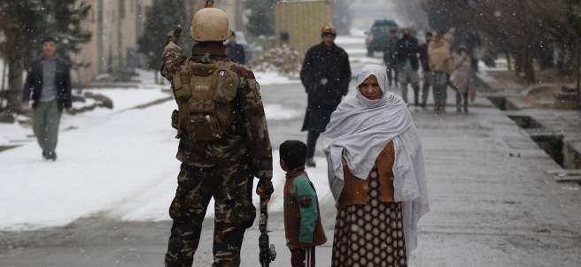Atentado en Kabul, en Afganistán
