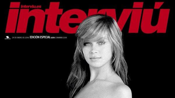 Última portada de Interviú