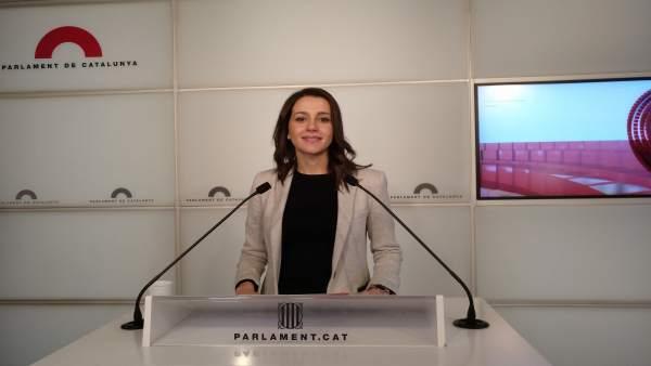 Inés Arrimadas (Cs)