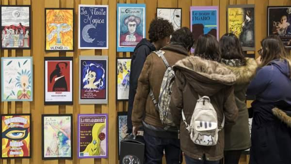 Més de 3.000 persones visiten Les Arts en la 2a edició de Mozart Nacht und Tag