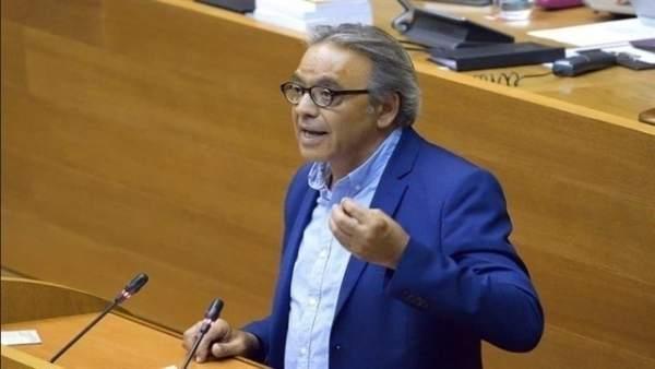 El síndic socialista, Manolo Mata, en imagen de archivo