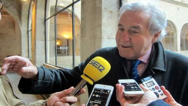 Ignacio Berdugo en Salamanca