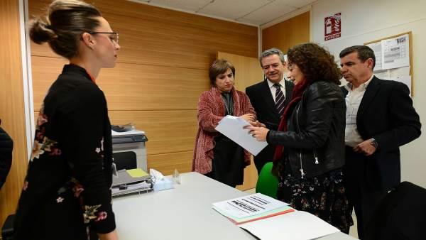Instalaciones del Servicio de Atención a Víctimas de Andalucía