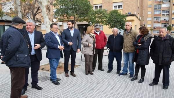Miguel Ángel Heredia y Dani Pérez
