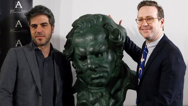 Ernesto Sevilla Joaquín Reyes Premios Goya