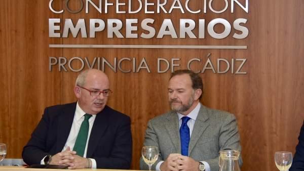 Convenio entre Caja Rural y CEC