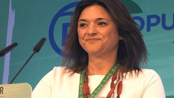 Margarita del Cid. PP Málaga