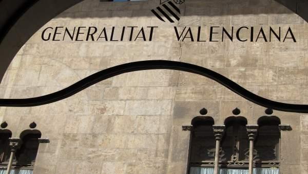 Dani Nebot i Nacho Lavernia redissenyen el logotip de la Generalitat Valenciana per a celebrar el seu 600 aniversari
