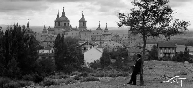 Fotografía de la exposición 'Paseos fotográficos de Loty por la Comunidad de Madrid'