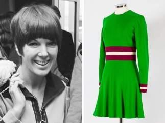 Mary Quant inventa la minifalda