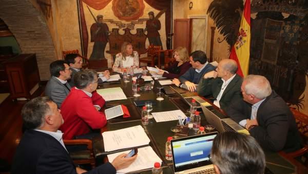 Junta de gobierno local de Marbella