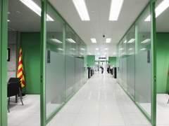 La juez decana prohíbe alojar a menores en áreas comunes de los juzgados de Barcelona