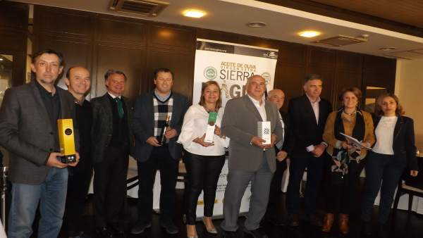 Presentación de los Premios Alcuza 2018 de la DO Sierra Mágina.