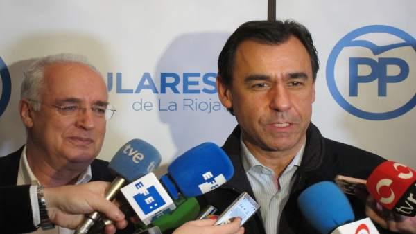 Maillo Junto Con Ceniceros En Logroño