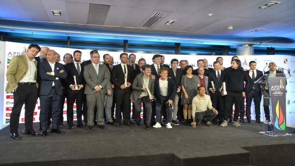 Premios Asociación de la Prensa Deportiva de Madrid APDM