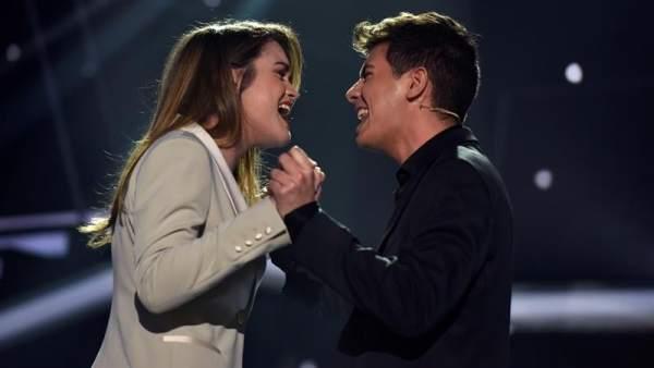 Amaia y Alfred cantan 'Tu canción'