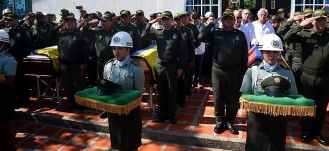 Atentado del ELN en Colombia