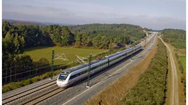 Tren, Trenes, AVE, Adif, Alta Velocidad
