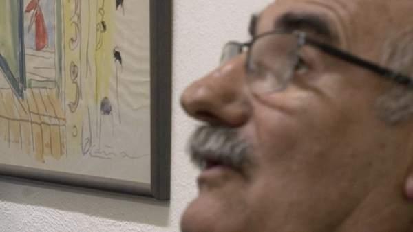 Un momento del documental de Ventura Pons 'Universal i Faraona' con fragmentos de la memoria de José Pérez 'Ocaña', 'Gato' Pérez y Pepe Rubianes.