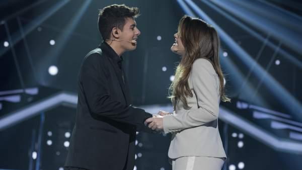 Amaia y Alfred representarán a España en Eurovisión 2018