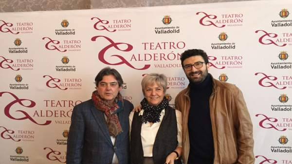 Miembros del jurado del Premio Fundación Teatro Calderón