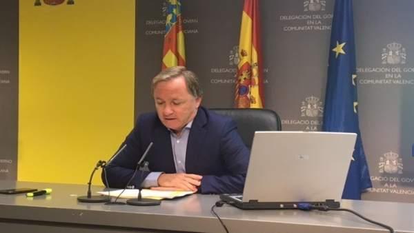 """Moragues critica l'actitud """"destructiva"""" d'alguns partits amb l'AVE a Castelló a pesar de ser un """"autèntic èxit"""""""