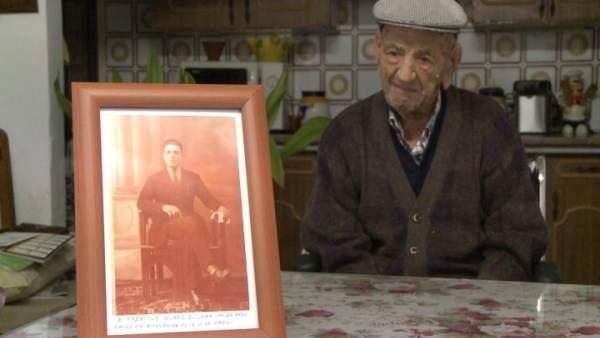 Francisco Núñez, Marchena, el hombre más longevo del mundo