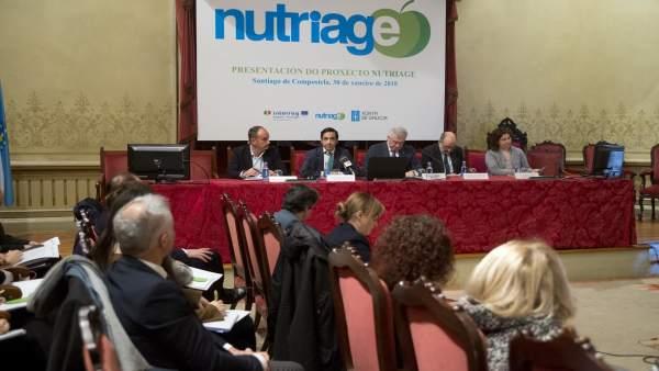 Presentación del proyecto europeo Nutriage