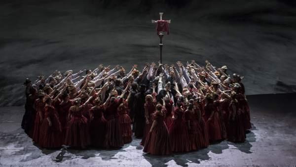 La ópera 'Peter Grimes'