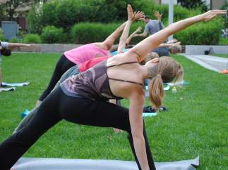 Pantalones de yoga y leggings