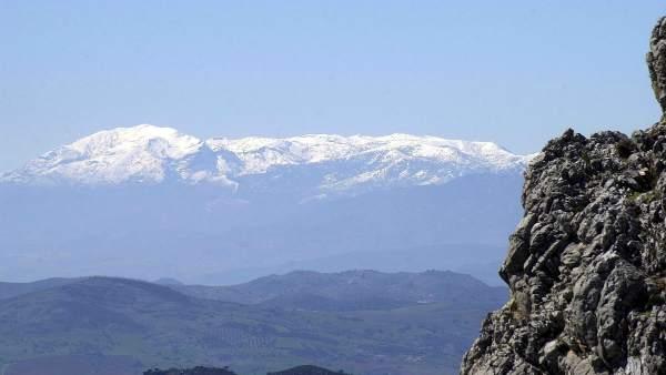 Sierra de las Nieves, declarada, Parque Nacional,