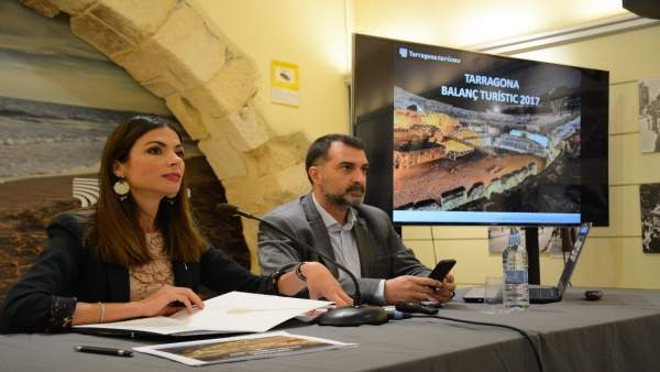 Inma Rodríguez, presidenta del Patronato Municipal de Turismo de Tarragona