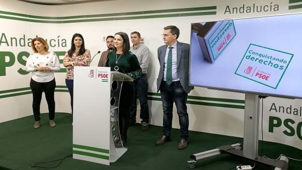 Presentación de la campaña 'Conquistando Derechos'