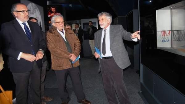 Presentación de la exposición en Soria