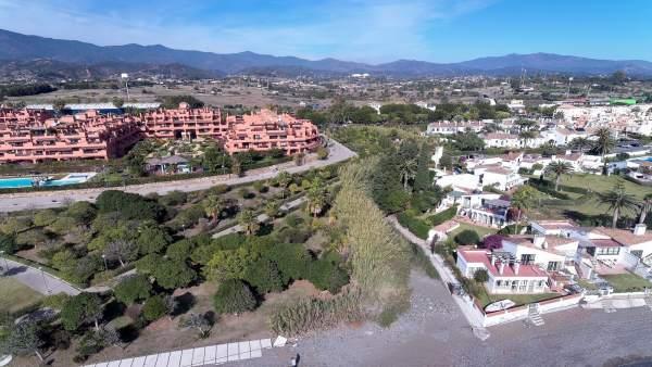 Estepona, zona El Ángel