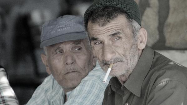 Población longeva