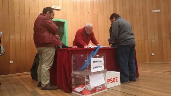 Asamblea del PSOE de Ferrol