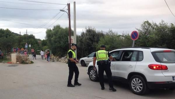 Policía Local Baleares