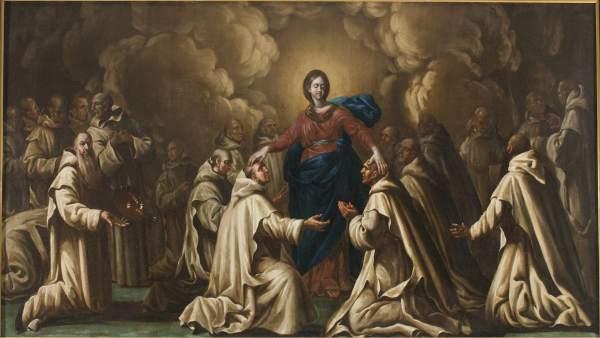 Fray Manuel Bayeu, 'La Virgen de los cartujos'