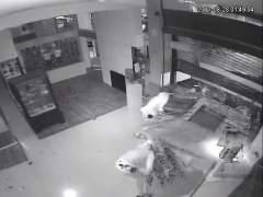 Detenida en Barcelona una banda que robaba en centros comerciales con alunizajes