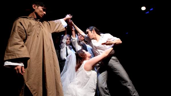Compañía teatral joven